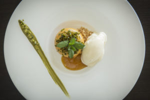 cuisine raffinee restaurant lac neuchatel avec vue lac